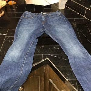 Women's Levi 515 jeans size 6 Short